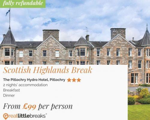 Scottish Highlands Break