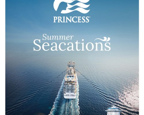 Princess Summer Seacations