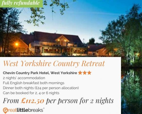 2 Night West Yorkshire Break