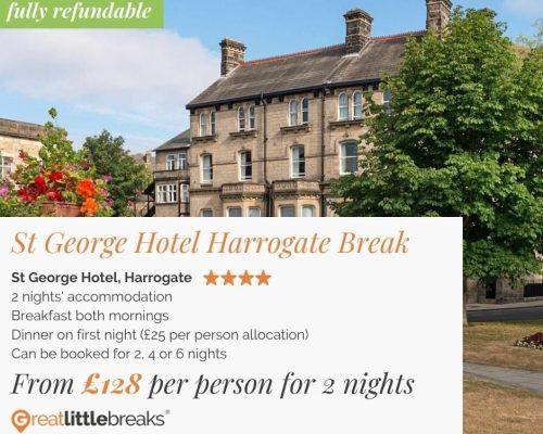 2 Night 4* Harrogate Short Break
