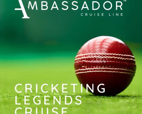 Cricket Legends Cruise